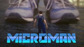 Постер MicroMan